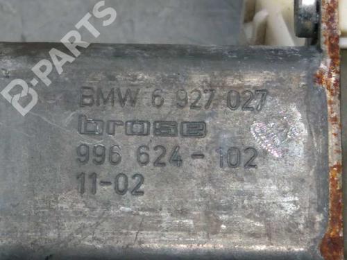 Elevador vidro frente esquerdo BMW 3 Touring (E91) 320 d 6927027 8606386