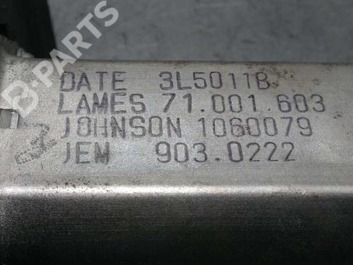 Elevador vidro trás direito BMW 3 Touring (E91) 320 d 3L5011B 8606390