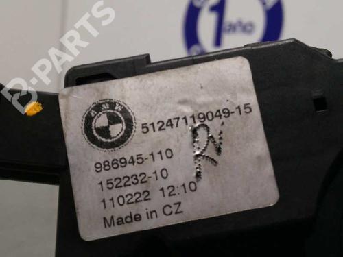 Fechadura da mala BMW 3 Touring (E91) 320 d 51247119049 8606249