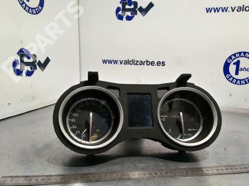 0156072820 | Compteur de vitesse 159 Sportwagon (939_) 2.4 JTDM (939BXD1B, 939BXD12) (200 hp) [2006-2011] 939 A3.000 2510178