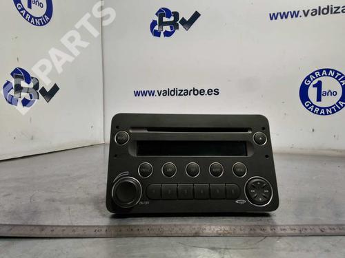 7646303316 | Autoradio 159 Sportwagon (939_) 2.4 JTDM (939BXD1B, 939BXD12) (200 hp) [2006-2011] 939 A3.000 2510191