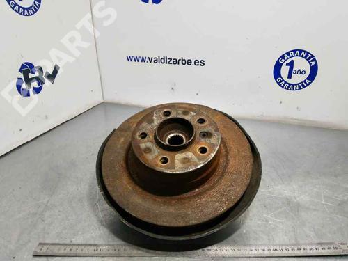 33326774810 | Venstre hjullagerhus spindel 3 (E90) 318 d (122 hp) [2005-2007] M47 D20 (204D4) 1115895