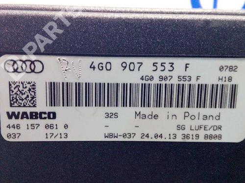 Electronic Module AUDI A7 Sportback (4GA, 4GF) 3.0 TDI quattro 4G0907553F | 4461570610 | 14872305