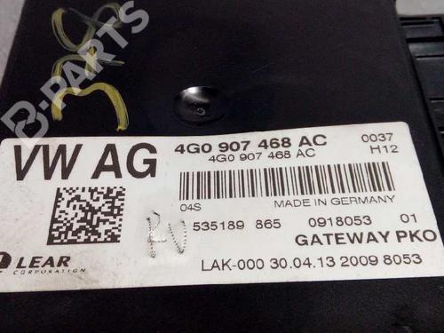 Electronic Module 4G0907468AC AUDI, A7 Sportback (4GA, 4GF) 3.0 TDI quattro(0 doors) (313hp) CGQB, 2011-2012-2013-2014-2015 14872557