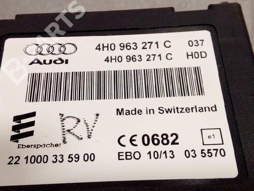 Electronic Module 4H0963271C | AUDI, A7 Sportback (4GA, 4GF) 3.0 TDI quattro(0 doors) (313hp) CGQB, 2011-2012-2013-2014-2015 14872881