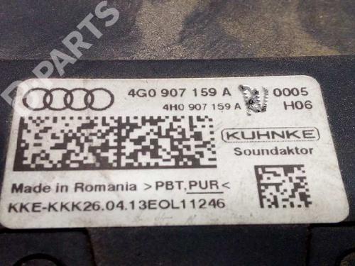 Electronic Module 4G0907159A | AUDI, A7 Sportback (4GA, 4GF) 3.0 TDI quattro(0 doors) (313hp) CGQB, 2011-2012-2013-2014-2015 14872888