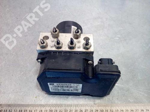 ABS Bremseaggregat OPEL INSIGNIA A (G09) 2.0 CDTI (68) 22757649 | 54085617C | 16312215B | 23495382