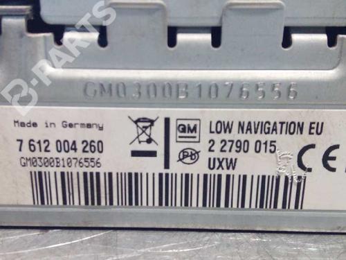 Bilradio OPEL INSIGNIA A (G09) 2.0 CDTI (68) 22790015 | 23496533