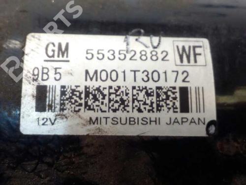 Startmotor OPEL INSIGNIA A (G09) 2.0 CDTI (68) 55352882 | M001T30172 | 23535859