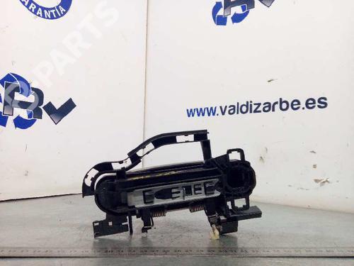 Poignée extérieure arrière gauche AUDI A6 Allroad (4FH, C6) 2.7 TDI quattro  25548077