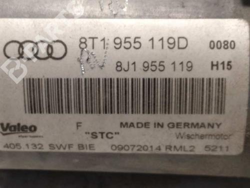Viskermotor vindrude AUDI A5 Sportback (8TA) 2.0 TDI 8T1955119D | 405132 | 8T1955023E | 34486350