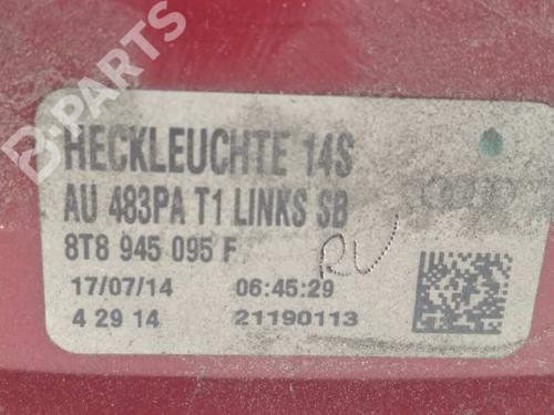 Piloto trasero derecho AUDI A5 Sportback (8TA) 2.0 TDI 8T8945095F | 34486366