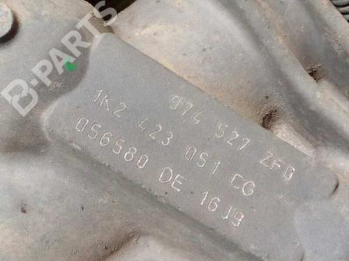 Tannstang/sevrosnekke AUDI A3 Sportback (8PA) 1.9 TDI 1K2423051CG | 1K0909144H | 27608401