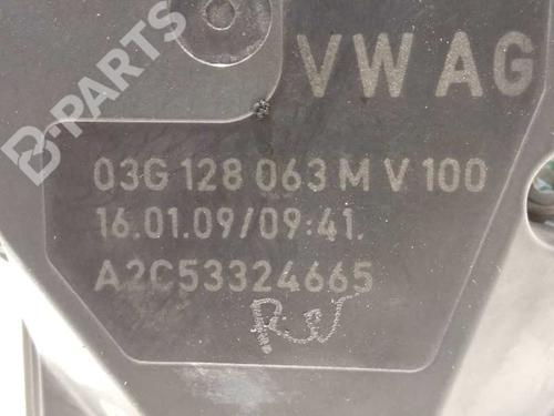 Caja mariposa AUDI A3 Sportback (8PA) 1.9 TDI 03G128063M | A2C53324665 | 30822402