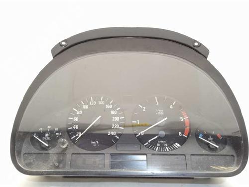 62116907022   110008735116   Instrumentenkombination X5 (E53) 3.0 d (184 hp) [2001-2003] M57 D30 (306D1) 6461625