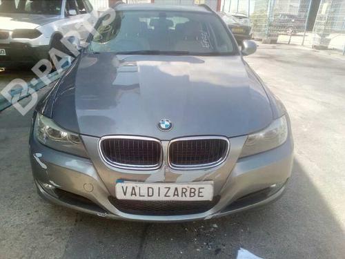 Reforço do pára-choques traseiro BMW 3 Touring (E91) 320 d  27451861