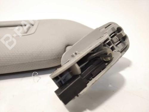 Venstre solskærm AUDI A5 Sportback (8TA) 2.0 TDI 8K0857551 | 8U0857551H | 34486364