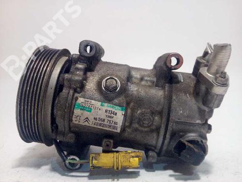 9659875780 | 1355F | Compressor A/C C4 I (LC_)   4807159