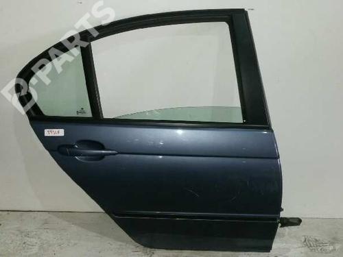 41527034154 Dør højre bagtil 3 (E46) 320 d (136 hp) [1998-2001] M47 D20 (204D4) 1302279