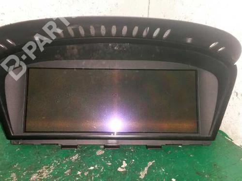 65829114356 Bilradio 5 (E60) 530 d (218 hp) [2002-2005] M57 D30 (306D3) 1303735