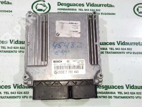 7793443 Steuergerät Motor 3 (E46) 320 d (136 hp) [1998-2001] M47 D20 (204D4) 1310352