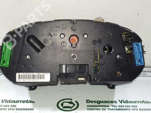 Instrument Cluster AUDI A3 (8L1) 1.9 TDI 8L0919860D110008894001 12718352