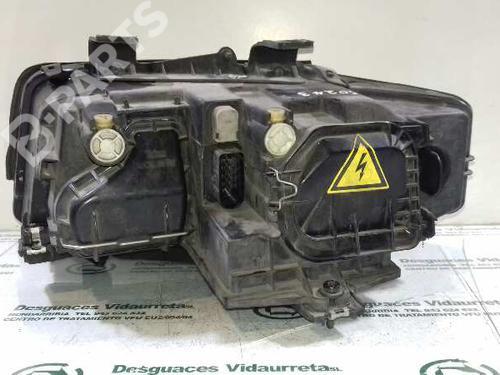 Højre forlygte AUDI A4 Avant (8E5, B6) 1.8 T quattro  13934391