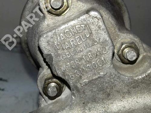 Motor de arranque BMW 3 (E46) 320 d 63193001 8978801