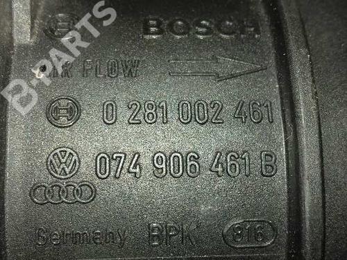Luftmassemåler AUDI A3 Sportback (8PA) 2.0 TDI 074906461B 17892742