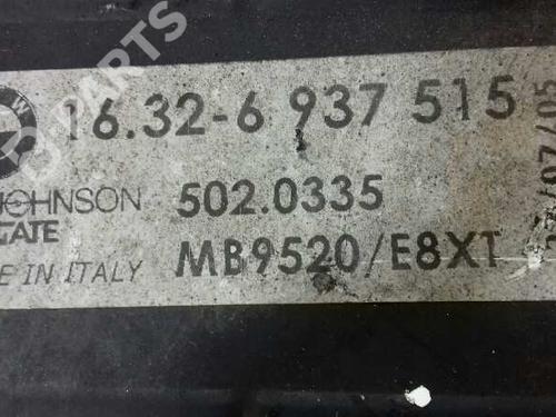 16326937515 Ventilador viscoso 3 (E90) 320 d (177 hp) [2007-2010] M47 D20 (204D4) 2670586