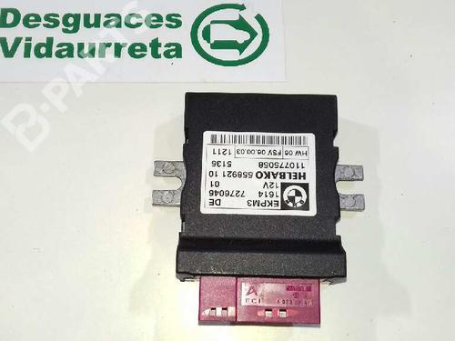 16147276046 Elektronik Modul 1 Coupe (E82) 120 d (177 hp) [2007-2013] N47 D20 C 2813776