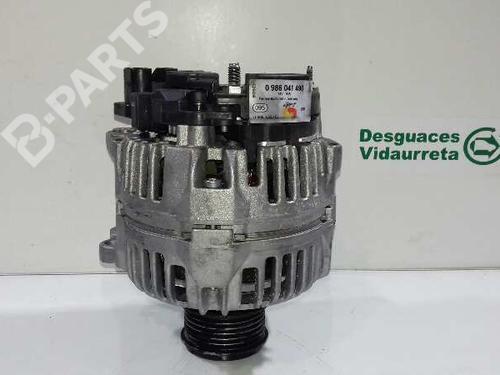 Alternator 0986041490 AUDI, A3 (8L1) 1.9 TDI(5 doors) (110hp) ASZ, 1997-1998-1999-2000-2001 14872990