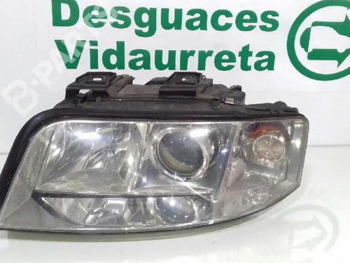 Left Headlight  AUDI, A6 (4B2, C5) 2.5 TDI quattro(4 doors) (180hp) AKE, 2000-2001-2002-2003-2004-2005 14873252