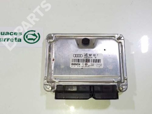Engine ECU 4B2907401F AUDI, A6 (4B2, C5) 2.5 TDI quattro(4 doors) (180hp) AKE, 2000-2001-2002-2003-2004-2005 14873276