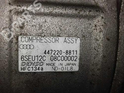 AC Compressor AUDI A6 (4B2, C5) 2.5 TDI quattro 4472208811 14873279