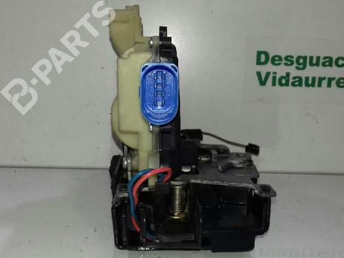 3B1837015AQ Venstre foran lås POLO (9N_) 1.4 16V (80 hp) [2006-2009] BUD 3262592