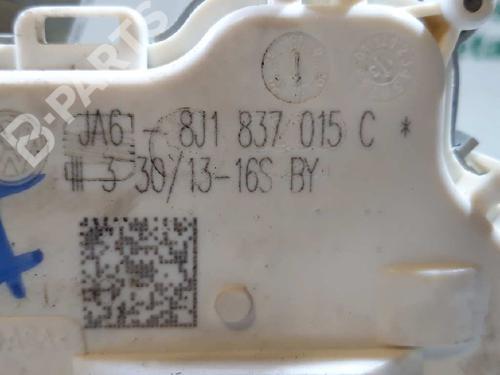8J1837015C Cerradura puerta delantera izquierda Q5 (8RB) 2.0 TDI quattro (177 hp) [2012-2017] CGLC 4367505