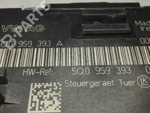 Dør styreenhet AUDI A3 (8V1, 8VK) 2.0 TDI 5Q0959393 30776098