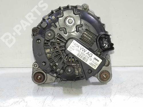 03G903016G Alternator A4 (8K2, B8) 2.0 TDI (143 hp) [2007-2015] CAGA 4874687
