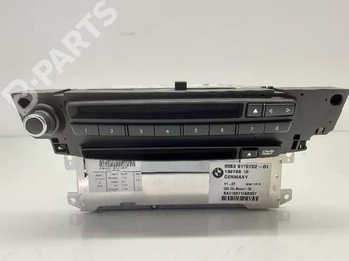 Bilradio BMW 5 (E60) 530 d 65839170702 34192187