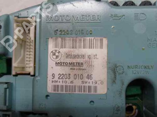 Quadrante BMW 3 (E36) 318 is 837504461605830529220301046 | 8381796