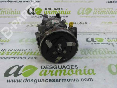 Compressor A/C PEUGEOT 207 (WA_, WC_) 1.6 HDi 9659875780 13452372