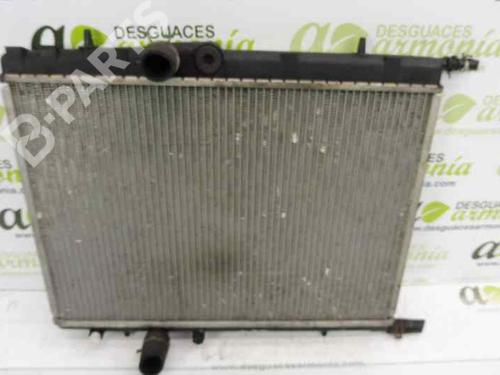 Radiador de água PEUGEOT 307 (3A/C) 1.6 16V  7017947