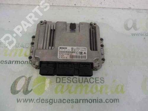 Centralina do motor PEUGEOT 308 I (4A_, 4C_) 1.6 HDi 9664843780 | 9653958980 | 0281013872 | 13446867