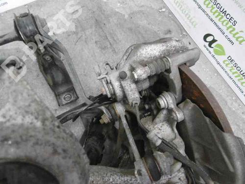 Amortecedor trás esquerdo PEUGEOT 407 (6D_) 2.0 HDi 135  13449291