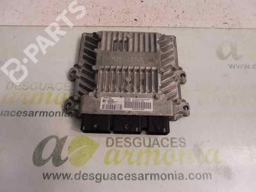 Centralina do motor PEUGEOT 407 (6D_) 2.0 HDi 135 9661617480 | 9655534080 | 5WS40264D-T | 13450119