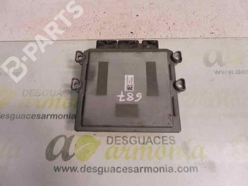 Centralina do motor PEUGEOT 407 (6D_) 2.0 HDi 135 9661617480 | 9655534080 | 5WS40264D-T | 13450121