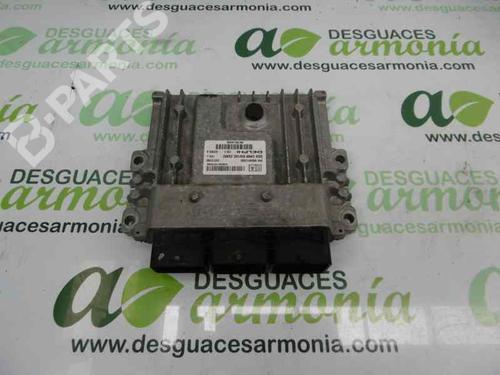 Centralina do motor PEUGEOT EXPERT Van (VF3A_, VF3U_, VF3X_) 2.0 HDi 130 96785145809666912580 7025821