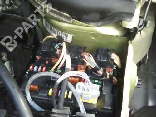 Módulo eletrónico PEUGEOT 207 (WA_, WC_) 1.6 HDi 9667199680 7024624