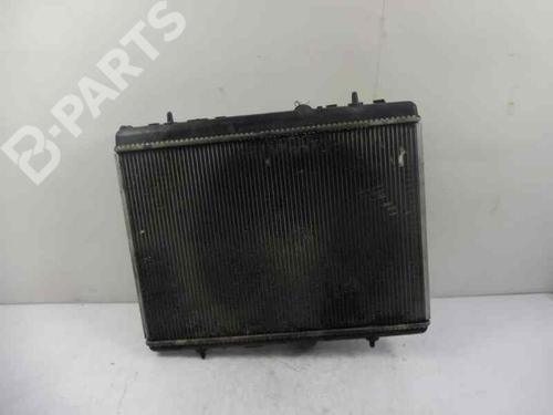 Radiador de água PEUGEOT PARTNER Box Body/MPV 1.6 HDi 9680533480 | 7018606